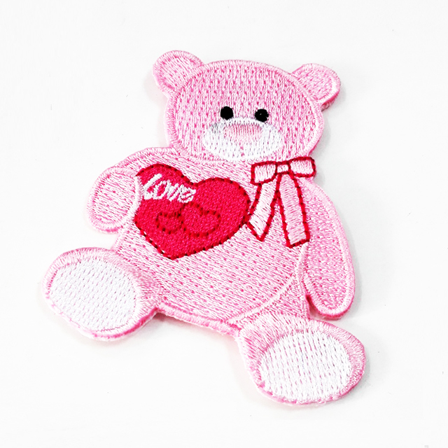 Embroidery patch for kids clothing QD-EP-0015